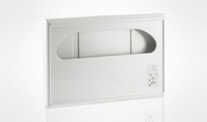 Podajalnik za papirnata prekrivala WC školjke